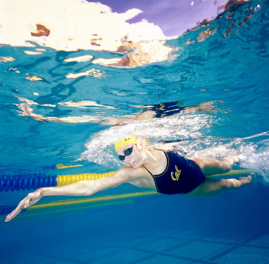 underwater photography Natalie Coughlin